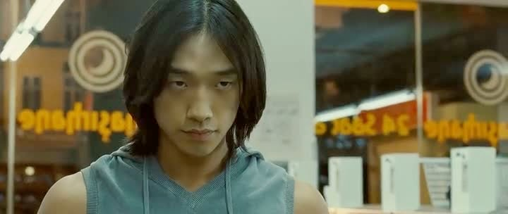 Screen Shot Of Hollywood Movie Ninja Assassin (2009) In Hindi English Full Movie Free Download And Watch Online at Alldownloads4u.Com