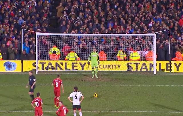 Gerrard, Liverpool - Fulham