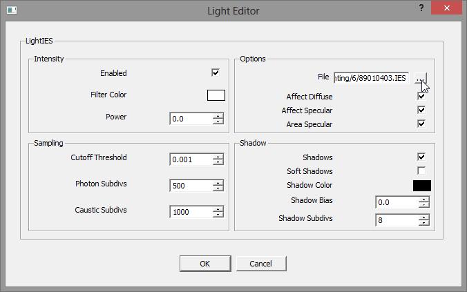 สร้างแสงไฟด้วย IES Light ตอนที่ 1 [ปรับปรุงเนื้อหา ภาพประกอบ และลิงก์ดาวน์โหลด] Ieslight07