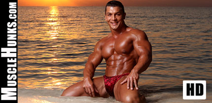 Muscle Hunks HD