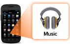 Google Music de la aplicación