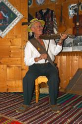 Roman Kumlyk Hutsul Musical Instruments Museums