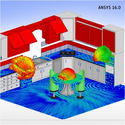 Проектирование новых электронных устройств - ANSYS 16