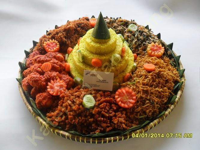 Nasi Tumpeng Balaraja