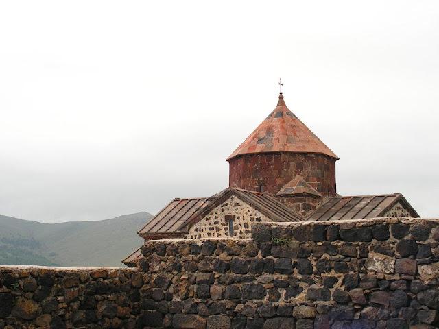 Монастир Севанаванк. Вірменія
