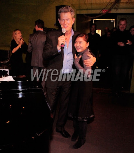 10/29/08 - David Foster's 59th Birthday Party - Bon Appétit Supper Club and Café, New York, NY 108946841