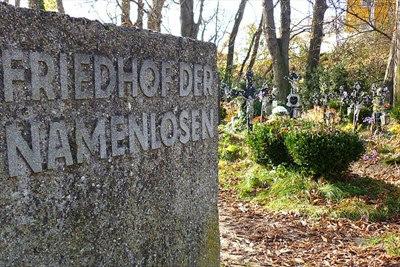 viaje al cementerio de los sin nombre en viena