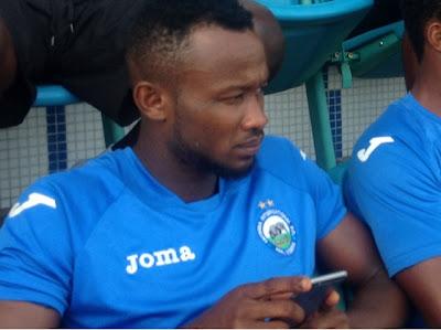 NPFL Goal King, Mfon Udoh Deny Belarus Move