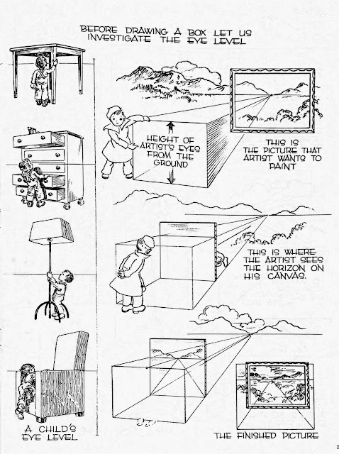 The Helpful Art Teacher: Fun with one point perspective boxes and ...