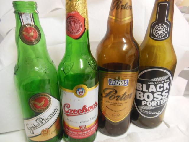 czechvar golden pheasant utenos porter black boss porter polish beer slovakian beer lithuanian beer