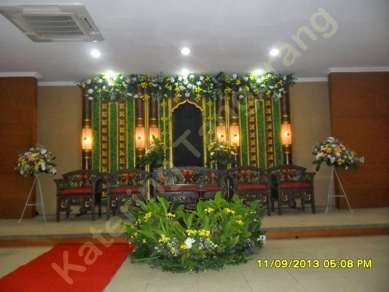 Pelaminan, Lippo Karawaci, Tangerang