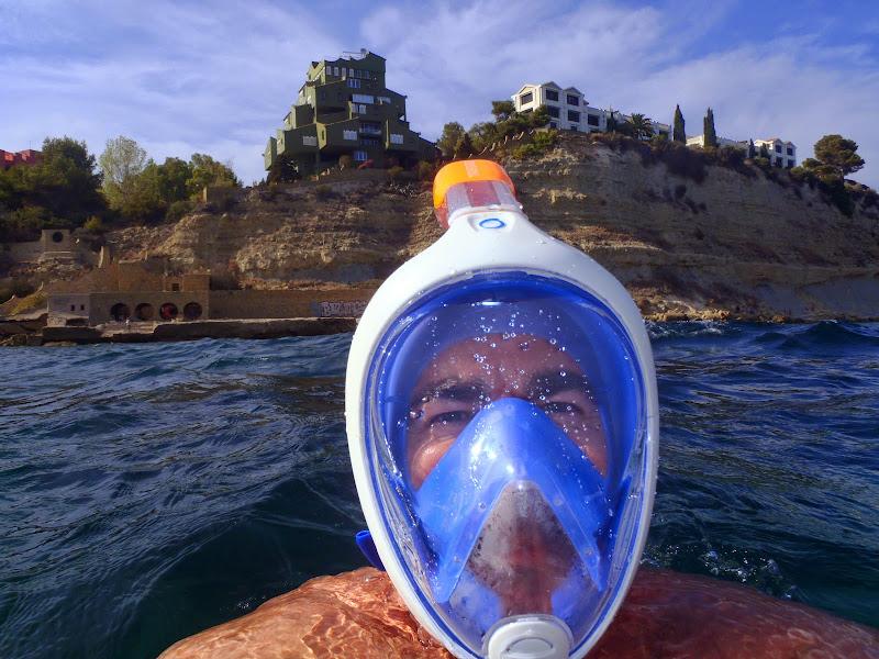 Foro de buceo deportivo ver tema review mascara - Decathlon calpe ...