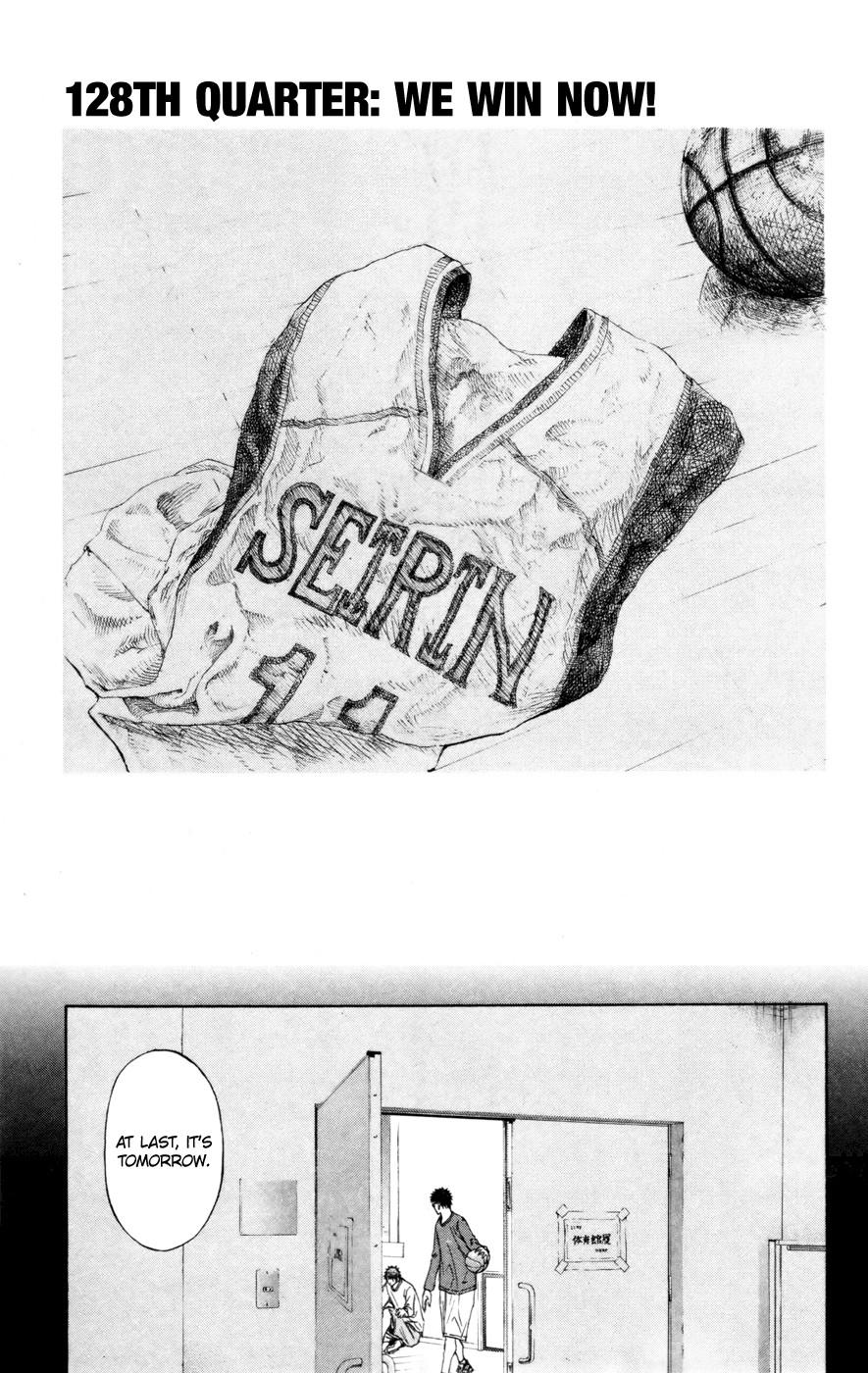 Kuroko no Basket Manga Chapter 128 - Image 05