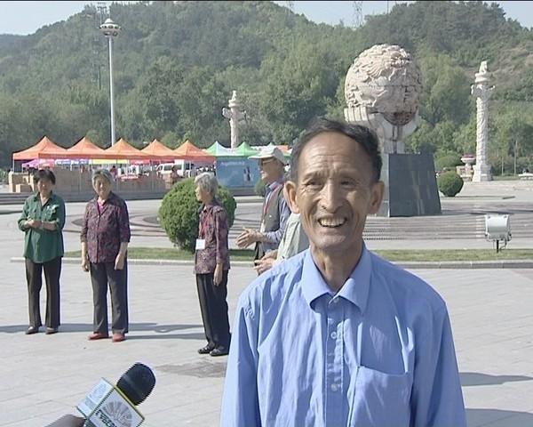 Про поющих пенсионеров и китайского полицейского
