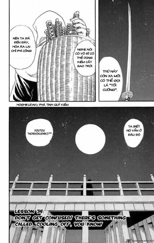 Gintama Chap 35 page 2 - Truyentranhaz.net