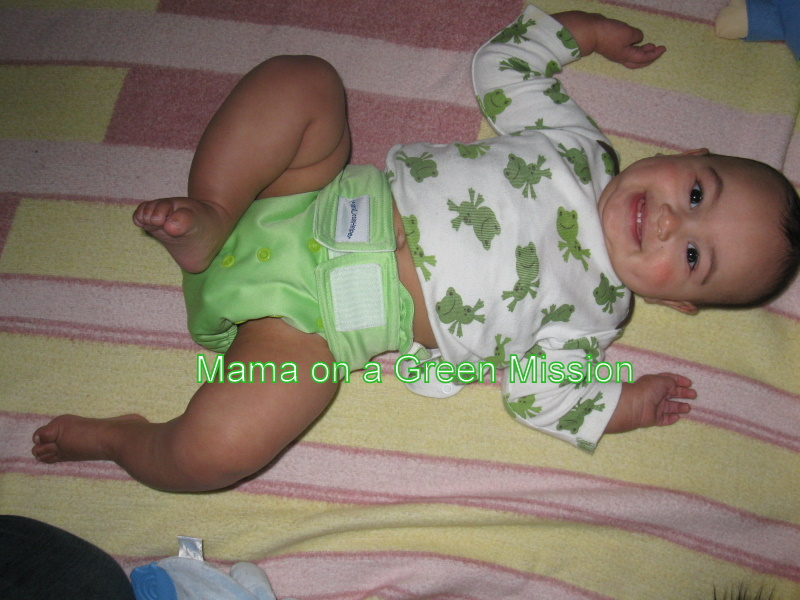 i love not only love the color of this diaper but i love how trim it fits my little guy  i love that it is available in velcro  mama little helper review and giveaway    closed     mama on a      rh   mamaonagreenmission