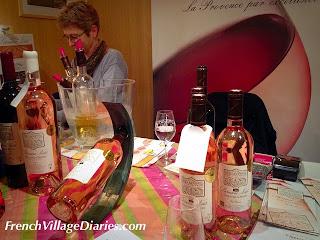 French Village Diaries salon du vin et de la gastronomie Niort wine and food show