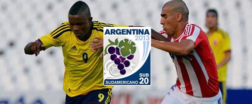 Partido Colombia Sub 20 Hoy En Vivo: Colombia Vs. Paraguay En Vivo - Sudamericano Sub 20