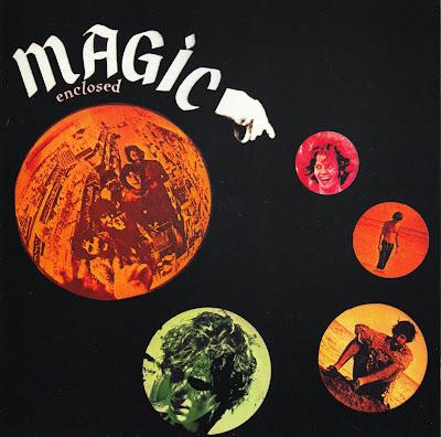 Magic ~ 1969 ~ Enclosed