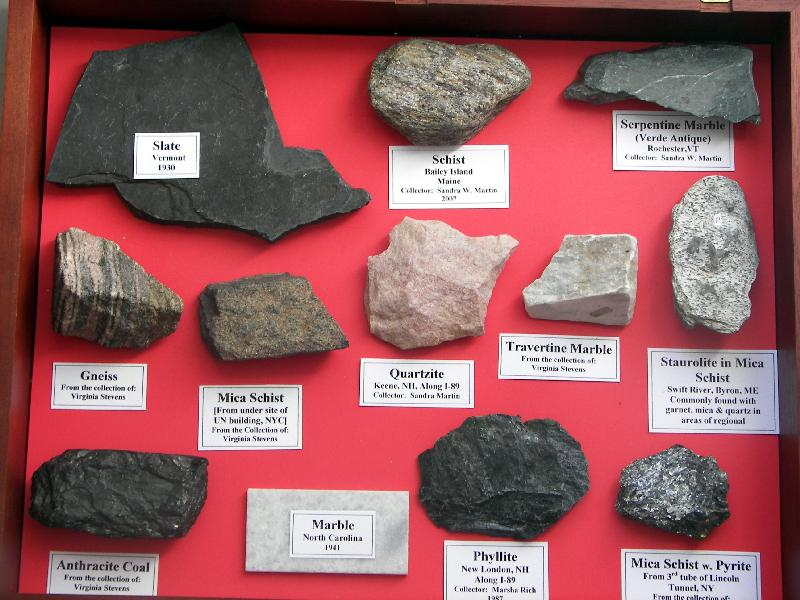 Ajdas Awesome Science Blog Rocks Minerals Reflection
