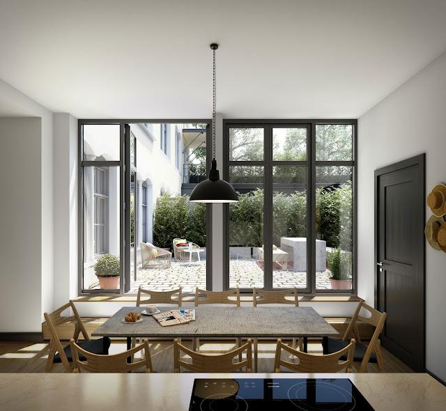 mi casa mayo 2012. Black Bedroom Furniture Sets. Home Design Ideas