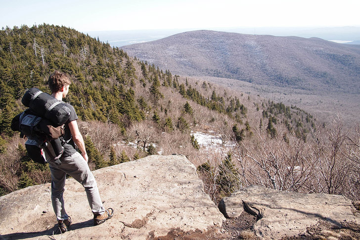 Devils Path New York (15 Scariest Hikes in the World).