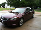 2009 Honda Accord EX-L Sedan 4-Door 2.4L