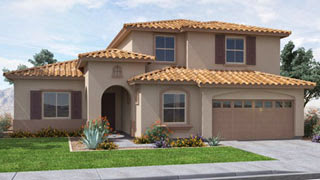 Picacho floor plan in Signatures Series by Lennar Homes in Layton Lakes Gilbert AZ 85297