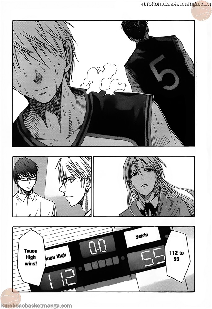Kuroko no Basket Manga Chapter 51 - Image 02