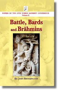 [Brockington: Battle, Bards and Brāhmins]