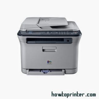 Help reset Samsung clx 3170 printer toner counters ~ red led flashing
