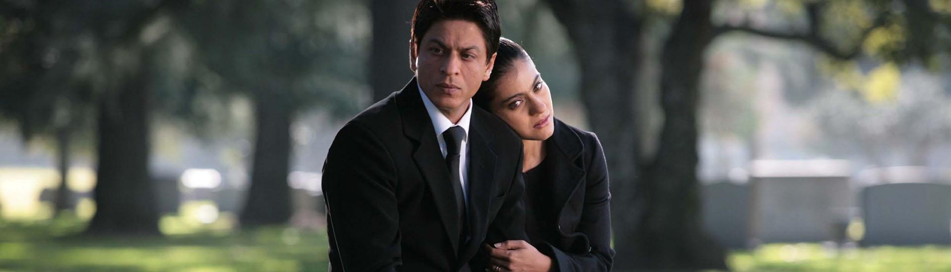 Baner filmu 'Nazywam Się Khan'