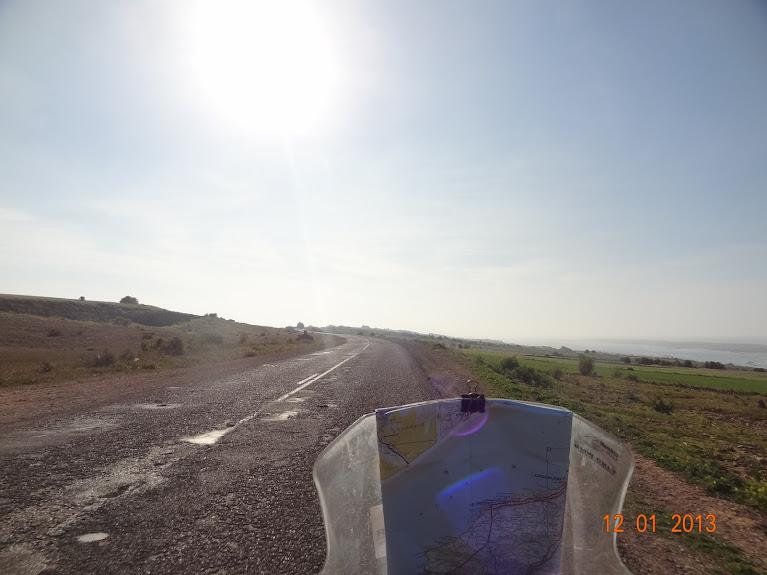 marrocos - Marrocos e Mauritãnia a Queimar Pneu e Gasolina DSC05456