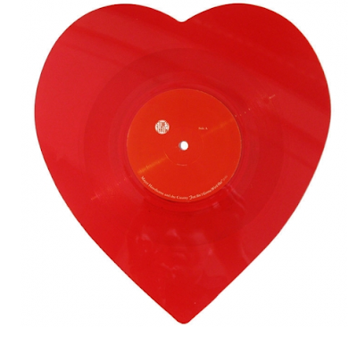 Mayer Hawthorne Heart Vinyl from Stones Throw