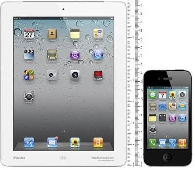 iPhone 5 el 12 de septiembre, iPad mini en octubre