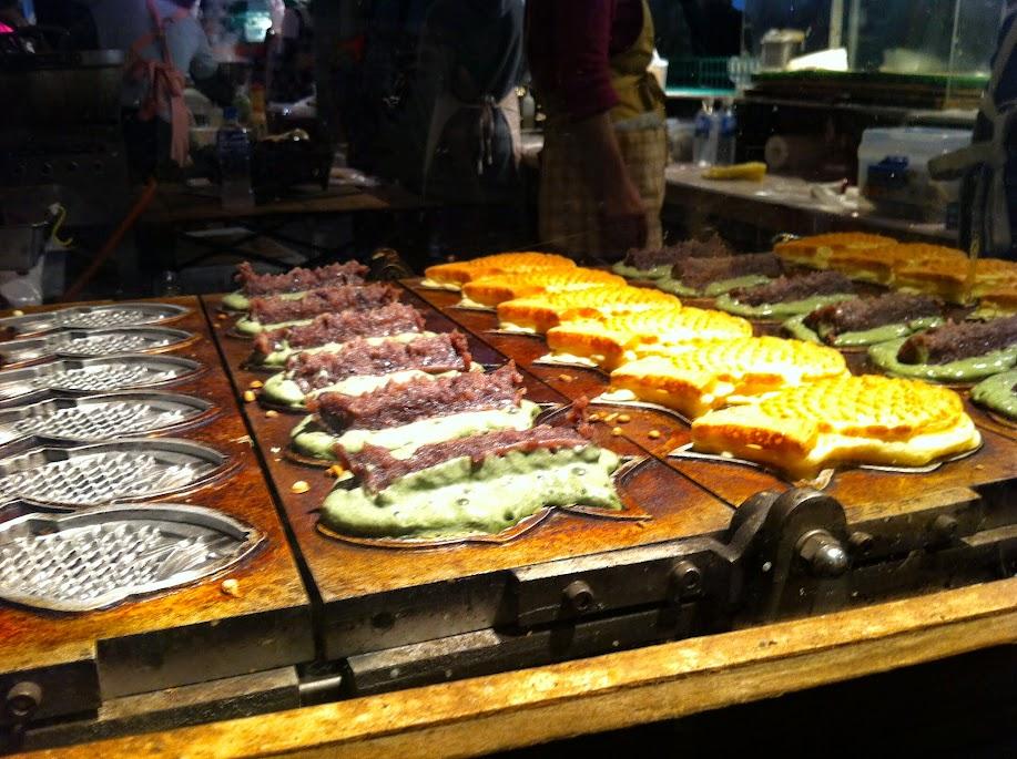 kawagoe taiyaki
