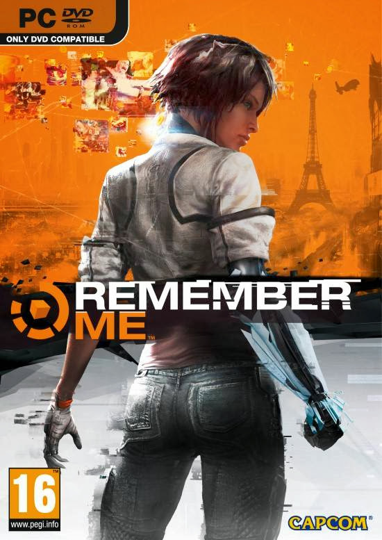 Cover Of Remember Me (2013) Full Latest Version PC Game Free Download Resumable Links at Alldownloads4u.Com