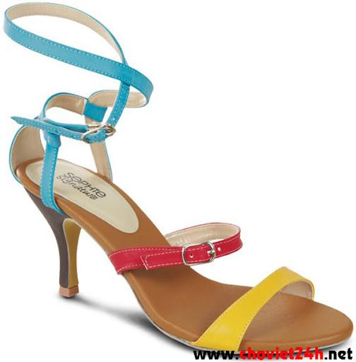 Giày cao gót Sophie GEMA - SGEM36-40