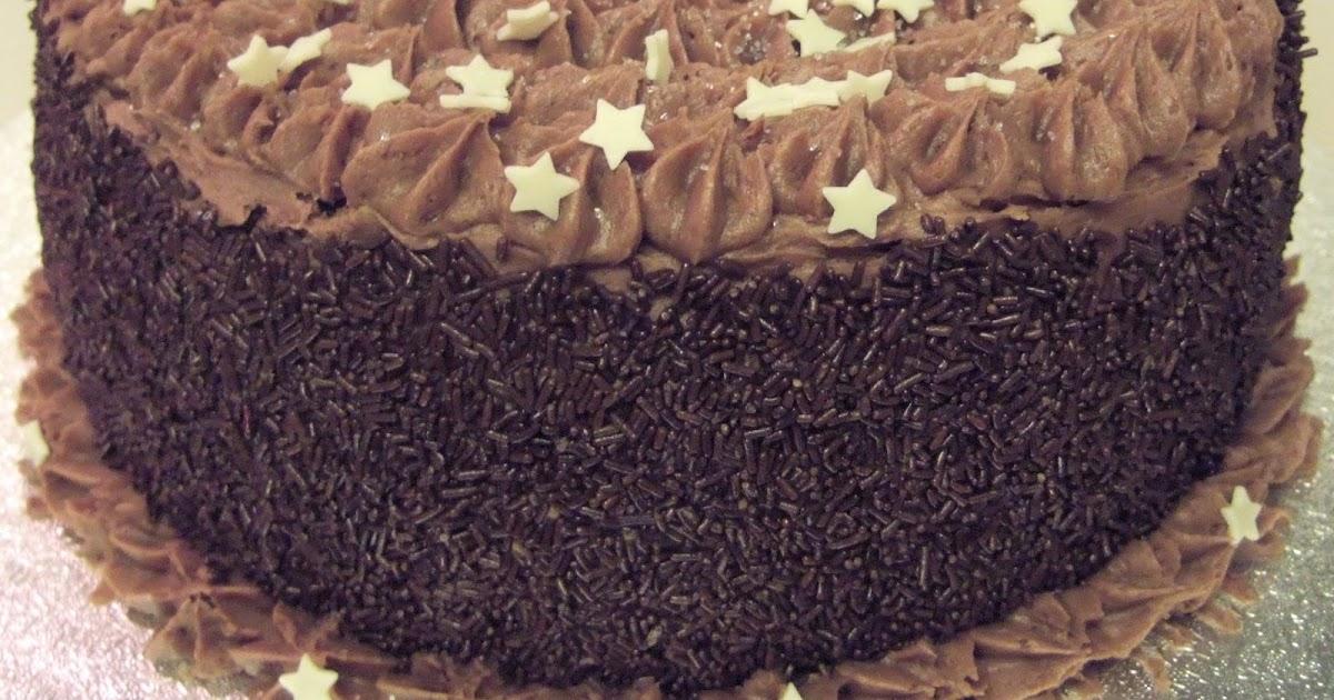 Airy Chocolate Cake