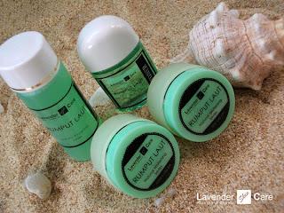 Cream pemutih wajah rumput laut
