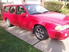 1999 Volvo V70 Base Wagon 4-Door 2.4L