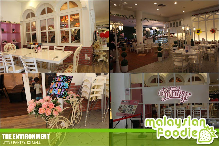 LITTLE PANTRY, IOI MALL (INVITED REVIEW)