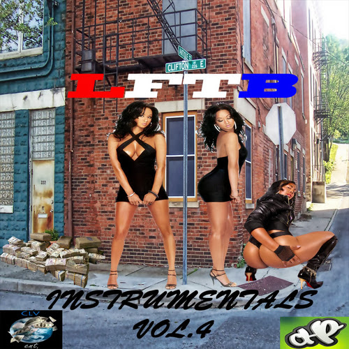 Cover of LFTB BEATZ Lftb Instrumentals Vol.4 Mixtape Mp3 Songs Free Download Listen Online at Alldownloads4u.Com