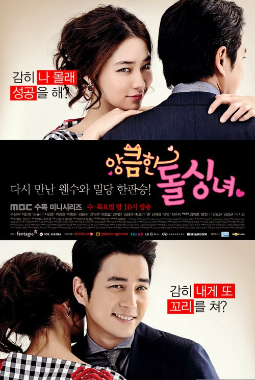 Poster Phim Cunning Single Lady - Cunning Single Lady