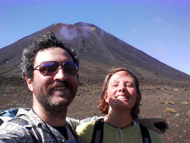 Rocking the Volcano