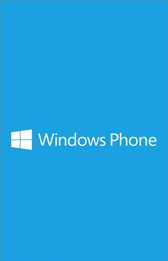 Windows 8 phone 8 boot screen