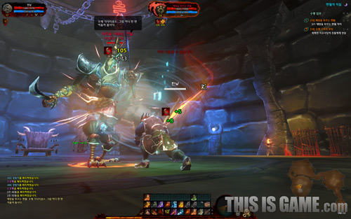 Những hình ảnh cận cảnh về MMORPG ASTA 14
