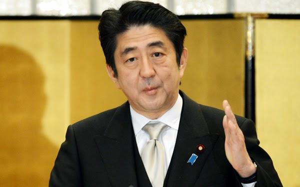 Thủ tướng Nhật Bản: Kinh tế vững vàng nền ngoại giao mới mạnh
