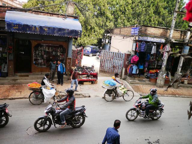 達人帶路-環遊世界-尼泊爾-街景