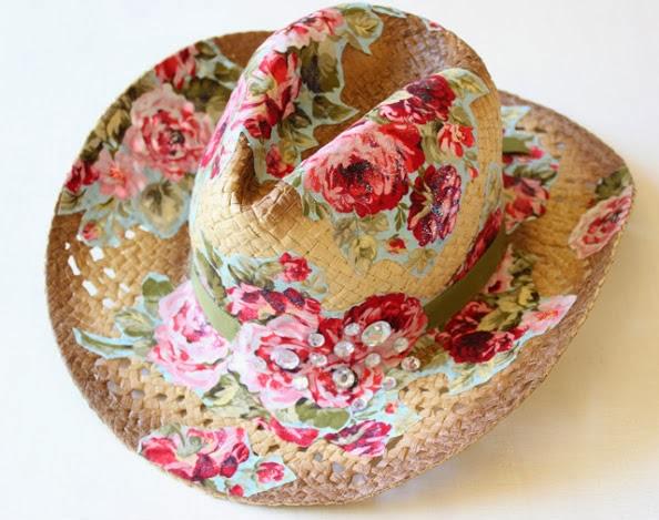 bd4b87e172809 Chapéu de palha personalizado - moda feita por você